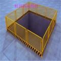 基坑防护栏 黄色安全护栏 基坑护栏网 基坑生产厂家0