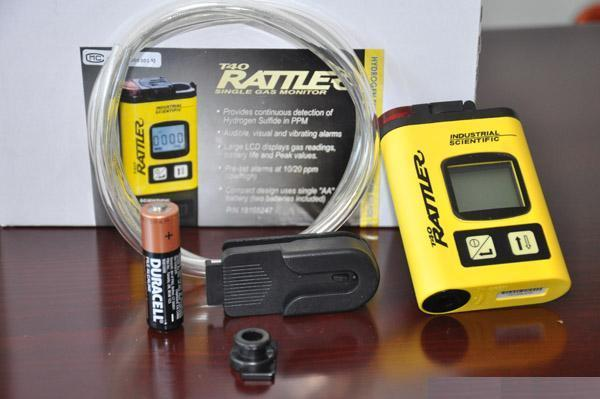 煤矿指定型号美国英思科T40大量程一氧化碳气体检测仪