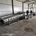 鲜食玉米加工设备生产线
