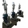 石墨烯发热膜导电浆料分散机