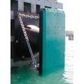 可長期在190oC環境中使用護舷貼面板與護輪檻