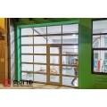 六安展廳透明電動提升門廠家