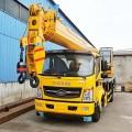 直销建筑工程用国五徐工臂汽车吊16吨吊车全液压式汽车起重机