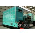 中太廠家直銷 臥式生物質導熱油爐 400萬大卡鍋爐