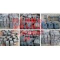 高锰钢破碎机耐磨锤头厂家直销定做高铬双金属复合锤头
