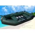 3人条板底充气艇,加厚钓鱼船,出口橡皮船,夹网橡皮艇