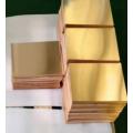 H65黄铜去应力 紫铜去应力处理 精密镜面磷铜带