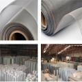不銹鋼防盜窗紗網、不銹鋼網片、不銹鋼篩網、不銹鋼過濾網