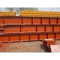 钢围檩生产厂家 山东钢围檩租赁 专业生产钢围檩