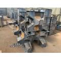 舟山码头消浪扭王字块模具推荐保定京伟钢模板生产厂家介绍