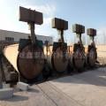 橡胶蒸压釜 电动开门蒸压釜 液压开门蒸压釜鑫泰厂家生产