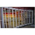 天津和平区商场水晶卷帘门安装定做店面卷帘门推拉门
