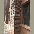沧州锌钢百叶窗各种型材样式(兴诚)