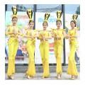 西安永聚結模特禮儀、開業慶典、舞蹈樂器、商場活動