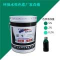 手工臺版絲印印花色漿酞菁綠20KG裝廠家直銷