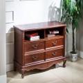 美式家具床
