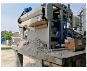 河道污泥压榨机-广州鸿业环保河道污泥压榨机