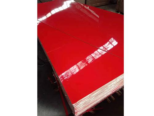 密度板貼紙印刷的時候干燥慢怎么辦
