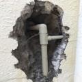 专业暗管漏水检测,水管漏水检测不砸不敲砖准确定漏点