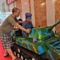 冰雪游乐设备雪地坦克车乐之翼雪地亲子项目 履带式雪地坦克车
