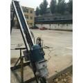 岩石电钻探水钻机 爆破岩石工具0