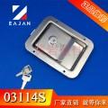 供應廂式貨車門鎖 工具箱盒鎖 不銹鋼盒鎖 03114S
