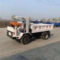 山東濟寧礦車制造商制造礦安標BJ-6型后驅礦車