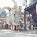 水泥粉磨站熟料超細立磨高產量粉磨機械