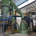 水泥粉磨熟料生產線R型雷蒙磨粉機