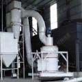 水泥熟料粉磨生產線HC系列新型縱擺磨粉機