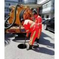 上海青浦区赵屯镇专业清理化粪池 管道清洗抽粪市政承包