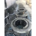 西吉縣圓形雨污水檢查井模具推薦保定京偉檢查井鋼模板廠家