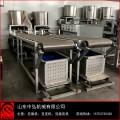 南北豆腐皮制作设备自动千张机干豆腐机价格