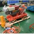 防汛抢险打桩机 手持式打桩机 专门打木桩的打桩机