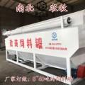 制作散装饲料运输罐车_拉养殖饲料的散装运输罐车