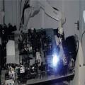 機器人焊接與搬運綜合工作站
