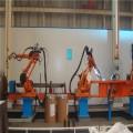機器人自動焊接工作站