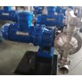 厂家直销化工DBY不锈钢电动隔膜泵