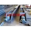 膨润土螺旋输送机 金矿石螺旋输送机  输送设备厂家定制