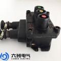 宁夏矿用隔爆型控制按钮BZA-5/36-3