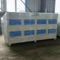冶金化工厂专用除尘设备锐鑫河北厂家现货供应活性炭废气净化器