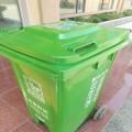 学校塑料垃圾桶