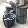 制造排水井体钢模具-预制检查井模具定做-飞皇模具制造厂