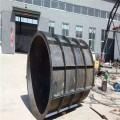 雨水检查井钢模具定做生产-尺寸形状可按要求做-飞皇模具