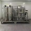 湖州市日化廠用純水處理 原水過濾軟化 去離子純水設備廠
