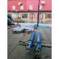 天津潛成高揚程200米熱水深井泵(溫泉泵)廠家