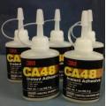 蘇州 3M CA48 焊接瞬間膠 金屬、塑料和橡膠瞬干膠水