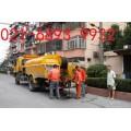 新聞:上海松江區石湖蕩鎮隔油池清理