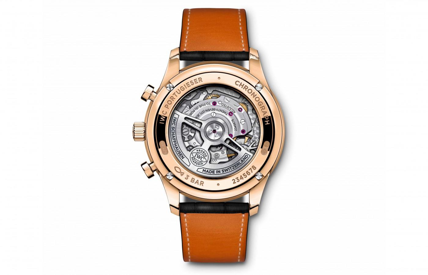 關于萬國海洋男士手表,看不出真假嗎?圖片