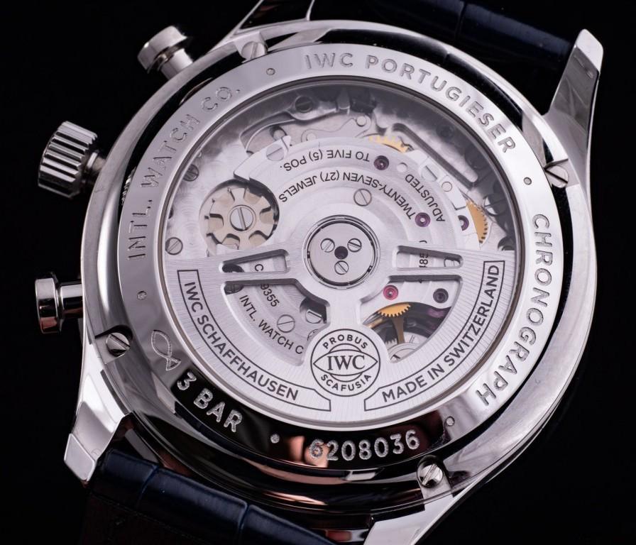 想買個高仿iwc手表支持多少錢,一般看得出來嗎?圖片